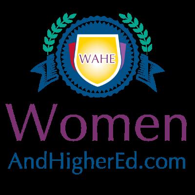 Womenandhighered.com Logo